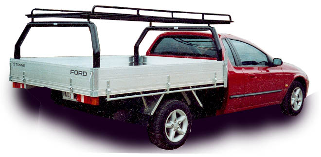 Roof Rack Ladder >> Ozrax: Australia Wide Ute Gear. Ute Accessories, Ladder ...