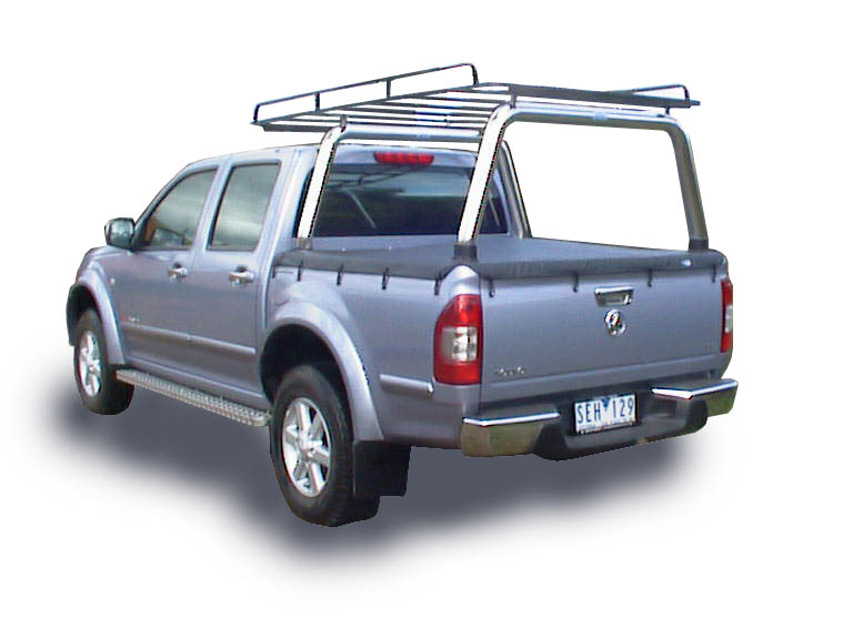 Ozrax Australia Wide Ute Gear Ute Accessories Ladder