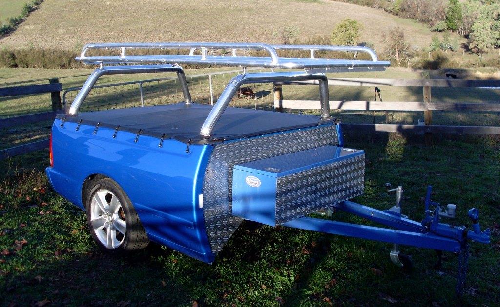 Ozrax Australia Wide Ute Gear Ute Accessories Ladder